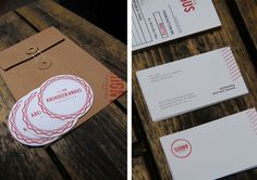 Aberdeen Angus Re-Brand #business #card #coasters #branding
