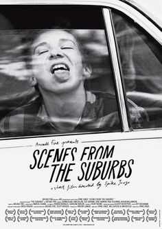 Scenes from the Suburbs, Spike Jonze #movie #film #poster