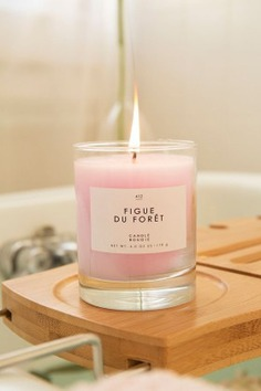Gourmand Candle - pastel scented candle