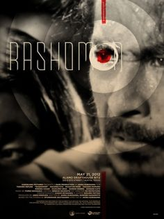 OMG Posters! #movie #design #league #posters #poster #delicious #rashomon