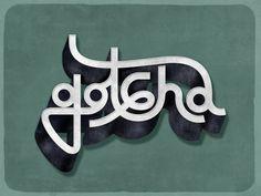 Typcut #typography