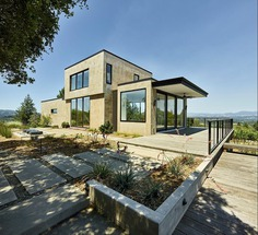 Country home, West Sonoma County, Signum Architecture