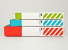 Packaging | Stockholm Design Lab #geometry #packaging #lab #design #colors #stockholm