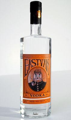 lovely package east van vodka 2 #eastvan #owl