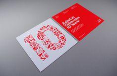 Mike Valentine Design #print #brochure #square #post card