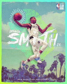 National Basketball Association – Dennis Smith Jr.