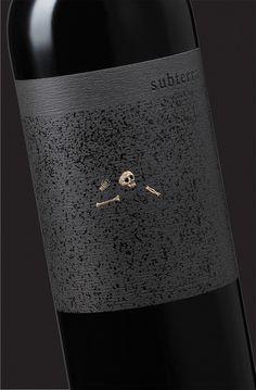 Subterra ~ Wine Label Design ~ Sonoma ~ Auston Design Group