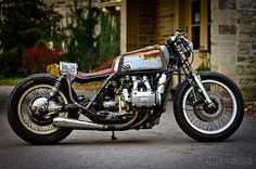 Classic motorcycles, custom motorcycles and cafe racers | Part 6 #machine #1975 #gl100 #motocycle #bike