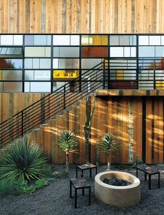 The Brick House #architecture #interiors