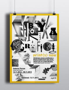 Posters 2013 + on Behance #poster