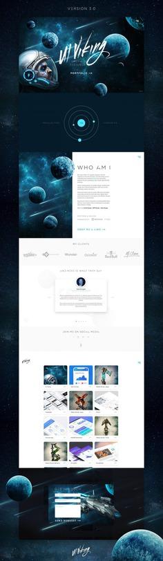 UI Viking v3.0 – Portfolio