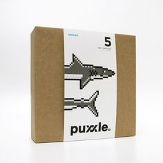 puxxle — Shark #puxxle #yoyo #puzzle #pixel #shark #gaming #art