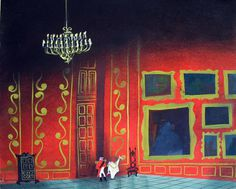 Mary Blair - Cinderella concept art