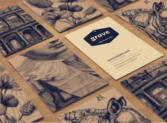 Gorgeous business cards. #business cards #marketing