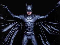Batman Costume Design