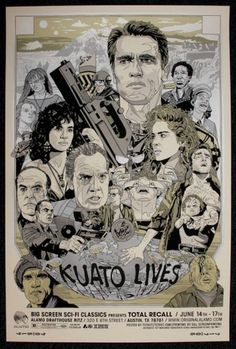Tyler Stout | Pristina.org | Everything Design #kuato #poster