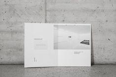 Ulrich Nausner 2012 – 2009 Showcase / Woifi Ortner — Graphic Designer, Linz/Austria #white #black #simple #plain #editorial