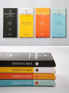 FörpackadBlogg om Förpackningsdesign, Förpackningar, Grafisk Design » Masa choklad CAP&Design Nordens största tidning för kreati #packaging #design #graphic #chocolate