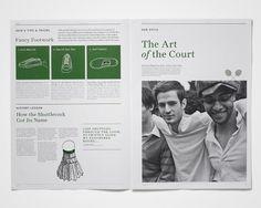 Michael Freimuth – High-res Showcase | September Industry #spread #magazine #newsletter