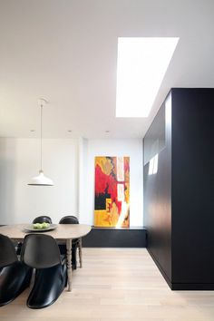 Bourdages-Cloutier Apartment in Montreal by ADHOC architectes 6