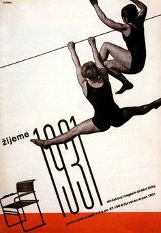 All sizes   History Czech Graphic Design   Flickr - Photo Sharing! #old #ladislav #retro #pioneer #poster #czech #sutnar