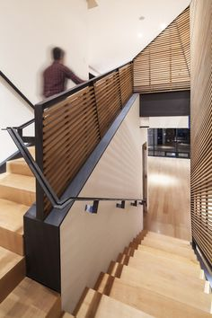Penthouse Plata / Greenfield #inspiration #stairs #architecture