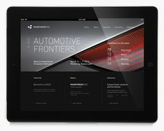 Anagrama | MAINFORUM2025 #website #din #web #automotive