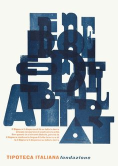 Design Work Life » Ian Gabb: Letterpress #typography