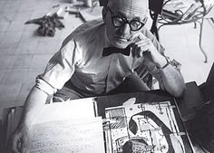 corbusier_crop.jpg (429×309) #white #architect #black #corbusier #photography #and #le