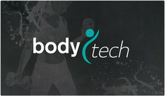 Body Tech #flow #workout #icon #motion #design #graphic #body #brand #male #fluid #fitness #logo #female