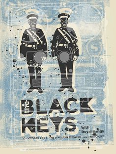 GigPosters.com Black Keys, The
