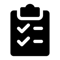 See more icon inspiration related to list, checklist, paper, check mark, shopping list, checking, business and finance, commerce and shopping and interface on Flaticon.