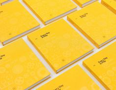 EDIP-Many #cover #design #editorial #yellow