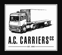 A.C. CARRIERS #ac #branding #carriers #who #corporate #identity #logo #says