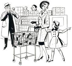 Supermarket Nostalgia