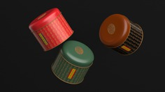 Tea Packaging Brand Design - Masterpicks - Design Inspiration