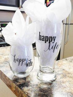 Happy wife, happy life!