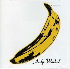 The Stories Behind 11 Classic Album Covers - Mental Floss #music #silscreen #warhol