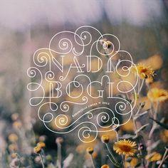 bigibogi #typography #lettering #bigibogi #boglrka ndi