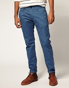 Selected Three Paris Chinos ($50-100) - Svpply #fashion #james #mens