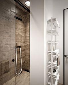 Pink: Minimalist Apartment in Kiev #design #interiors #bathroom #hoooooomecom