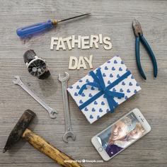 Father's day lettering and tools Free Psd. See more inspiration related to Mockup, Love, Gift, Family, Box, Clock, Gift box, Mobile, Celebration, Happy, Gift card, Glasses, Smartphone, Present, Mock up, Tools, Watch, Father, Fathers day, Celebrate, Happy family, Lettering, Hammer, Dad, Parents, Wrench, Up, Day, Lovely, Greeting, Male, Objects, Daddy, Things, Composition, Mock, Fathers, Pliers, June, Masculine, Familiar and Nineteen on Freepik.