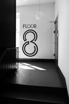 Maze: An Addition to Futura by Peter de Guzman #signage #typeface