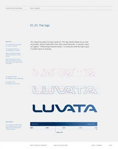 Corporate & Brand Identity - Luvata, Finland on the Behance Network