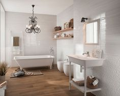 White-paste Wall Tiles