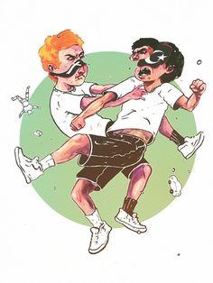 tumblr_lvyfekp1DJ1qjco10o1_1280.jpg (552×735) #tosheff #illustration #stefan #child