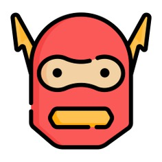 See more icon inspiration related to superhero, mask, fictional character, heroe, accessory, character and fashion on Flaticon.