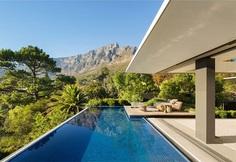 SAOTA Designed Family Home with Pyramid Roof
