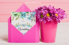 Cute wedding idea mockup Free Psd. See more inspiration related to Flower, Wedding, Mockup, Wedding invitation, Floral, Invitation, Heart, Party, Card, Flowers, Love, Template, Paper, Nature, Wedding card, Invitation card, Idea, Cute, Spring, Leaves, Celebration, Valentine, Happy, Mother, Couple, Elegant, Mock up, Save the date, Plant, Mother day, Natural, Party invitation, Celebrate, Date, Marriage, Romantic, Pot, Happy mothers day, Engagement, Wedding couple, Blossom, Festive, Beautiful, Up, Love couple, Day, Spring flowers, Save, Greeting, Flower pot, Flower card, Romance, Petals, Bloom, Mock, Vegetation, Blooming and Romanticism on Freepik.