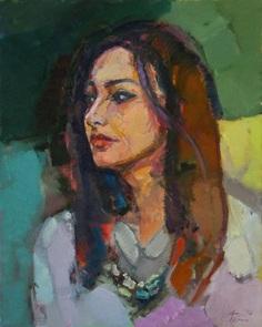 Армянский художник. Taron Khachatryan